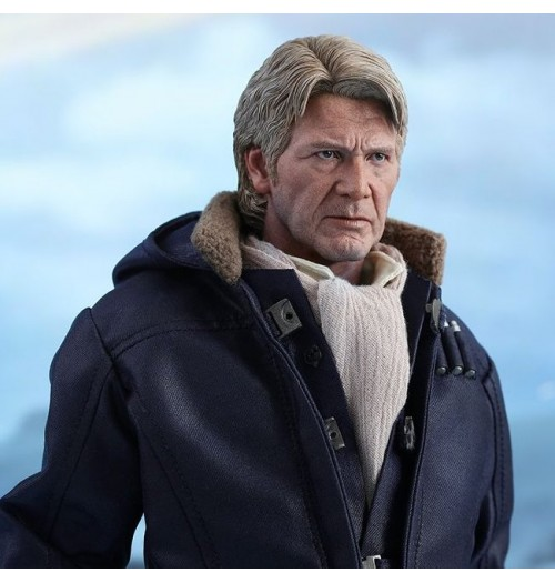 Hot Toys 1/6 Star Wars Force Awaken: Han Solo Box Set