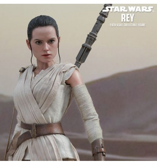 Hot Toys 1/6 Star Wars Force Awaken: Rey Box Set