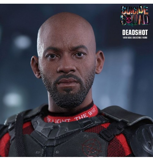 Hot Toys 1/6 Suicide Squad - Deadshot Box Set (Normal Version)