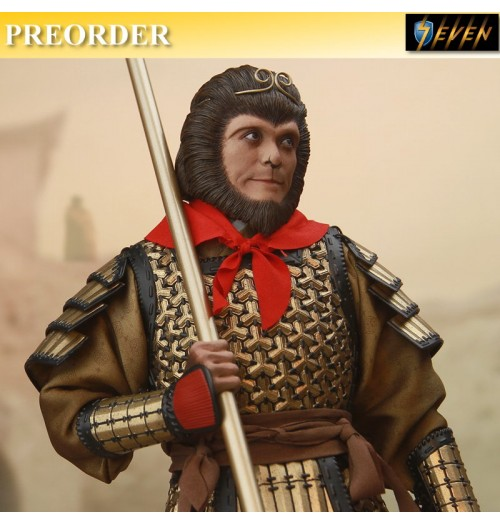 PREORDER: Inflames Toy 1/6 Chinese Odyssey: ZhiZunBao (Monkey King)