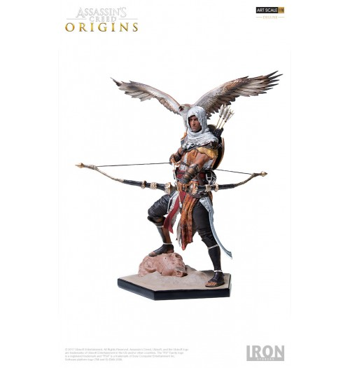 Iron Studios 1/10 Assassin's Creed:Origins - Bayek Deluxe