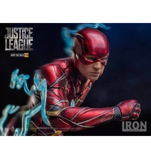 Iron Studios: 1/10 Justice League - The Flash