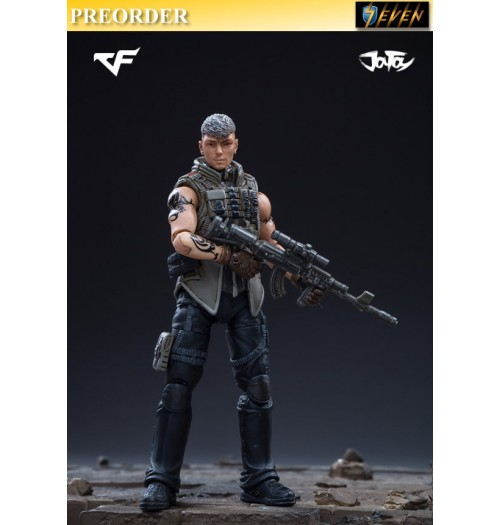 PREORDER: Joy Toy 1/18 Hardcore Coldplay CrossFire Wolf: Set