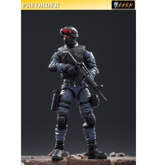 PREORDER: Joy Toy 1/18 Hardcore Coldplay CrossFire SWAT: Set