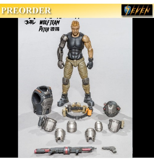 PREORDER: Joy Toy 1/18 Russian Reengineeroing Soldier - Peter
