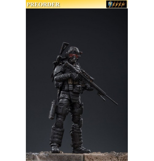 PREORDER: Joy Toy 1/18 U.S Airborne Division (Air Assault) Team: Set