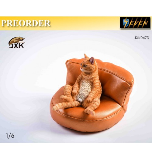 PREORDER: JXK 1/6 JXK047D The cat 2.0: Boxset