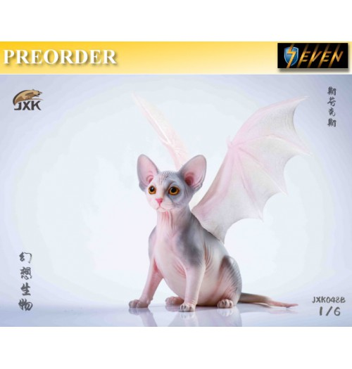 PREORDER: JXK 1/6 JXK048B The bat cat: Boxset