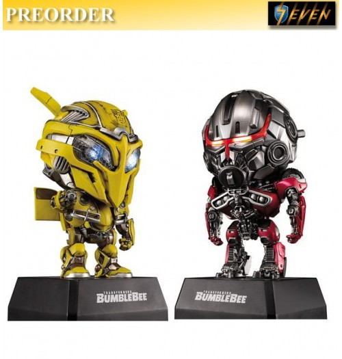 PREORDER: Killerbody: Bumblebee (War Version) Vs Shatter w/ 1 Speaker: Set