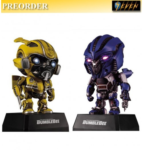PREORDER: Killerbody: Bumblebee (Broadsword) Vs Dropkick (War Version) w/ 1 Speaker: Set