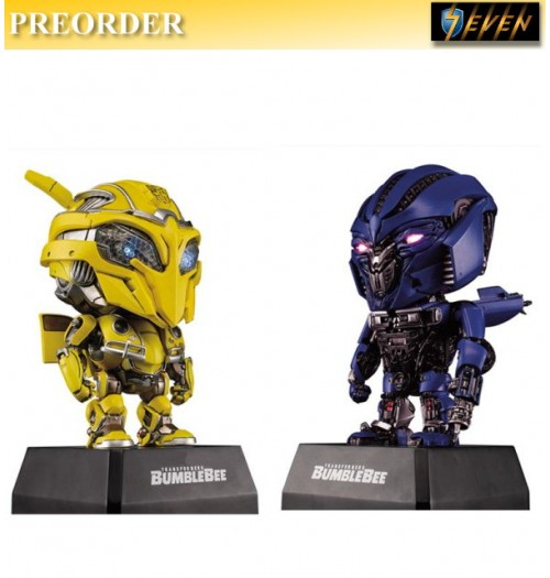 PREORDER: Killerbody: Bumblebee (Mask) Vs Dropkick w/ 1 Speaker: Set