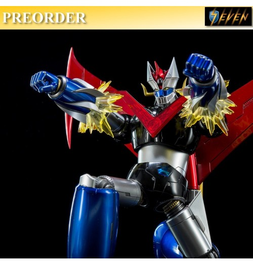PREORDER: King Arts Great Mazinger Z No.2 (Diecast + ABS)
