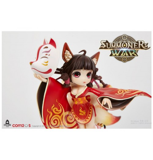 King Kong Studio: Summoners War - Nine Tailed Fox Statue