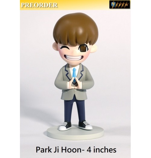 "PREORDER: King Kong Studio 4"" Wanna One - Park Ji Hoon"