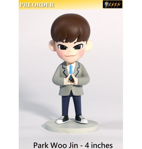 "PREORDER: King Kong Studio 4"" Wanna One - Park Woo Jin"