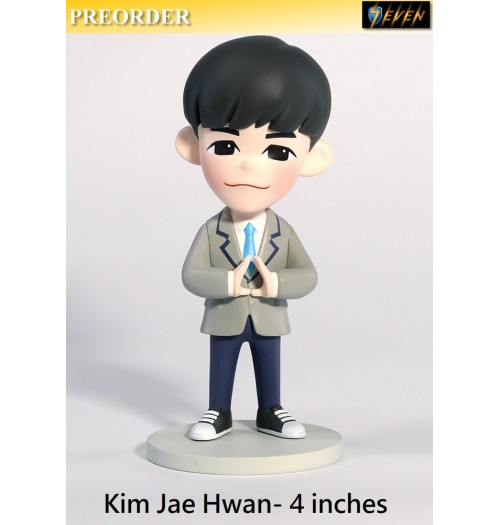 "PREORDER: King Kong Studio 4"" Wanna One - Kim Jae Hwan"
