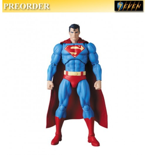 PREORDER: Medicom 16cm Mafex: Superman (Hush Version): Boxset