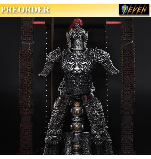 PREORDER: O-Soul Toys 1/6 Zhang Fei Armor ONLY Set (Normal Version)