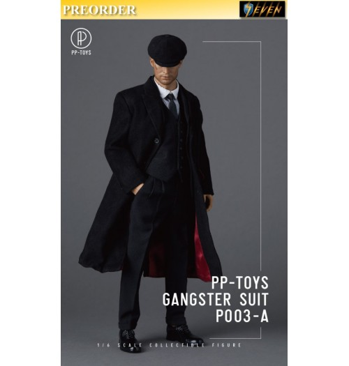 PREORDER: PP-TOYS 1/6 P003-A Gangster Suit: Set