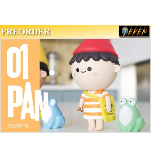 PREORDER: Pan-A Kind Boy #01 Original 14.5cm