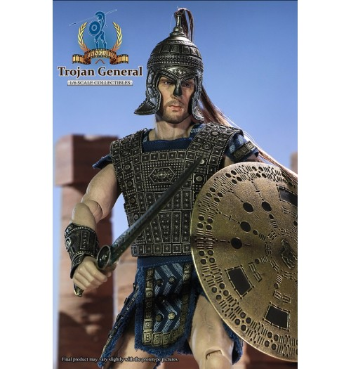 Pangaea Toy 1/6 Trojan General Boxset
