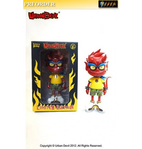 PREORDER: Pepperjerry: Urban Devil Color Original Version Figure 15cm