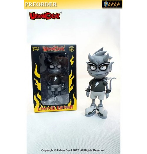 PREORDER: Pepperjerry: Urban Devil Gray Version Figure 15cm