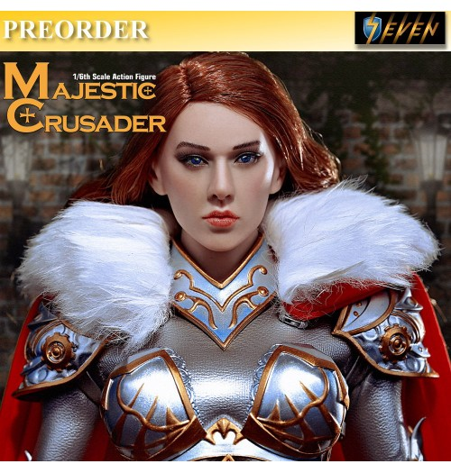 PREORDER: TBLeague 1/6 Majestic Crusader Boxset