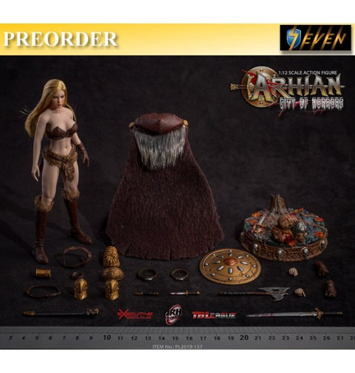 PREORDER: TBLeague 1/12 PL2019-157 Arhian City of Horrors: Boxset