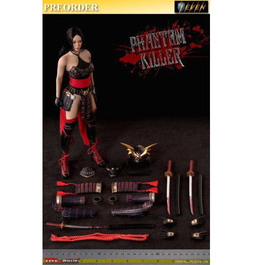 PREORDER: TBLeague 1/6 Phantom Killer: Boxset