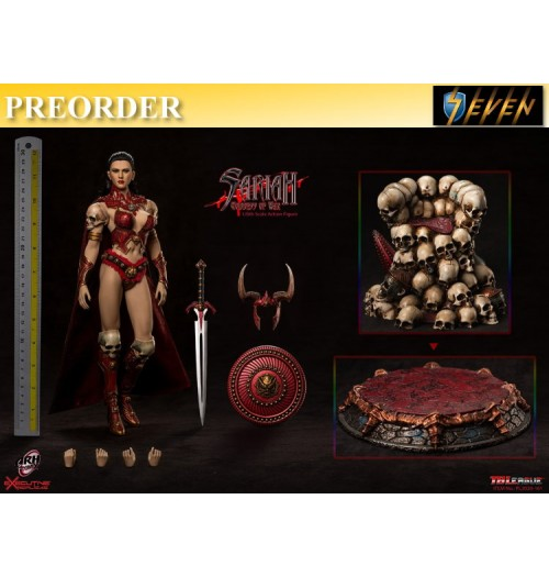 PREORDER: TBLeague 1/6 The Goddess of War - Sariah: Boxset