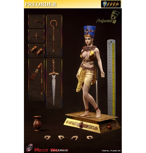PREORDER: TBLeague 1/6 PL2020-164 Nefertiti: Boxset