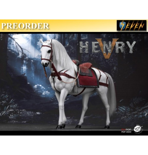 PREORDER: Pop Toys 1/6 King Henry V of England - War Horse: Boxset