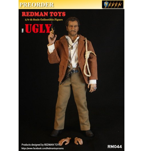 PREORDER: Redman Toys 1/6 The COWBOY: The Ugly: Boxset