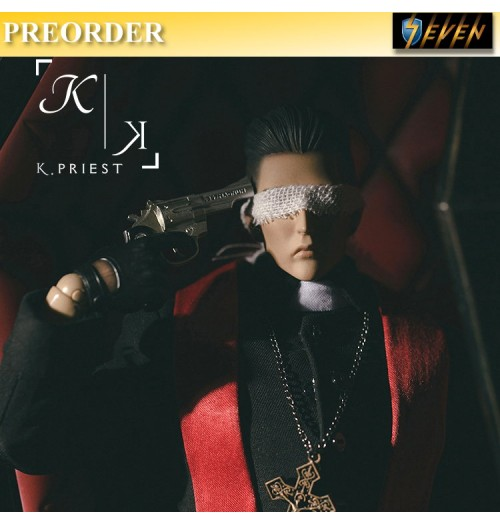 PREORDER: RingToys 1/6 K K.PRIEST (Deluxe Version)