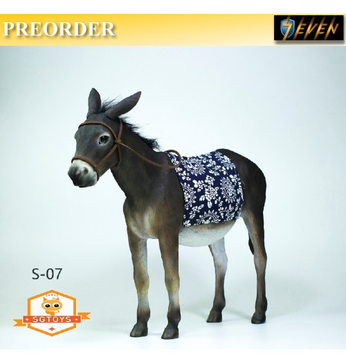 PREORDER: SGTOYS: S07A Donkey Brown