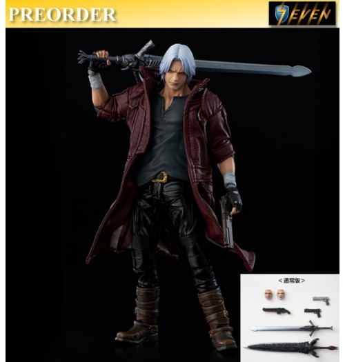 PREORDER: Sentinel 1/12 Devil May Cry 5: Dante: Normal Boxset