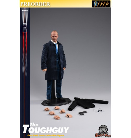 PREORDER: Smart Toys 1/6 Tough guy killer: Boxset