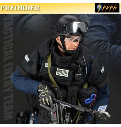 """PREORDER: Soldier Story 1/6 NYPD ESU """"TACTICAL ENTRY TEAM"""""""