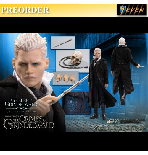 PREORDER: Star Ace 1/8 The Crimes of Grindelwald - Gellert Grindelwald