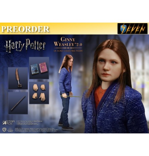 PREORDER: Star Ace 1/6 Harry Potter Ginny Weasley 2.0 (Casual Wear): Boxset