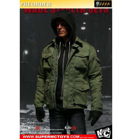 PREORDER: SuperMCTOYS 1/6 Wade Stealth Sets