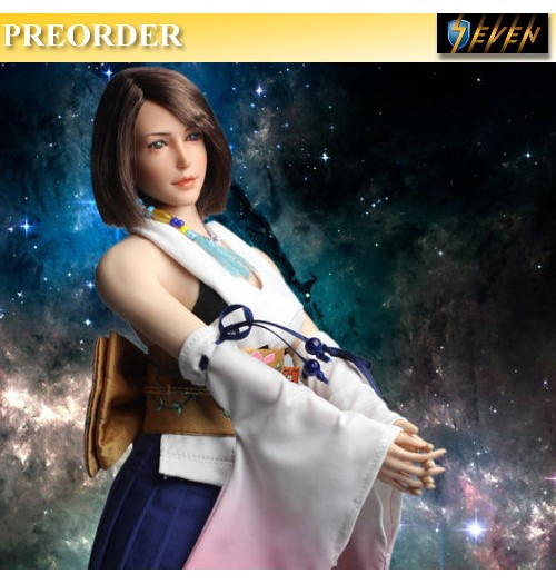PREORDER: Super Duck 1/6 SET024 - Space Girl Suit Cosplay Set (No Body)