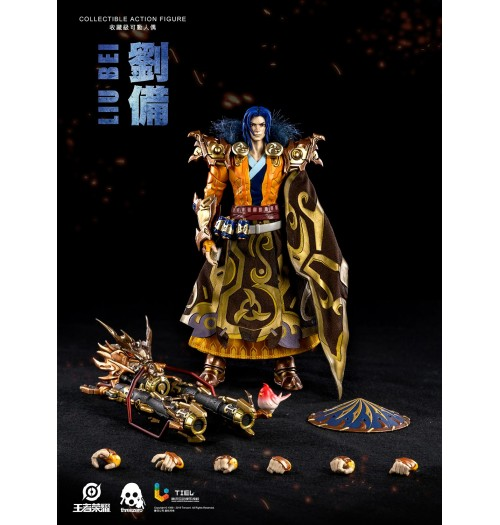 Threezero: Honor of Kings LIU BEI (RETAIL)