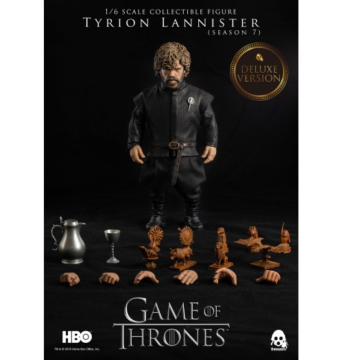 Threezero Game of Thrones - Tyrion Lannister Deluxe (Season 7 version)