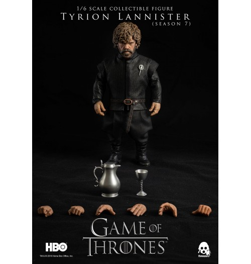 Threezero Game of Thrones - Tyrion Lannister Standard (Season 7 version)