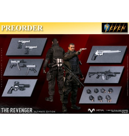 PREORDER: VTS 1/6 The Revenger (Ultimate Edition): Boxset