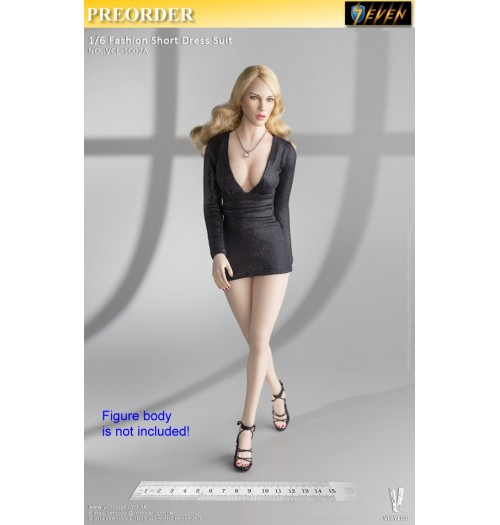PREORDER: Verycool 1/6 VCL-1002A Accessories Series: Fashion Short Dress Suit A