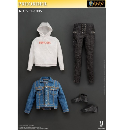 PREORDER: Verycool 1/6 VCL-1005 Denim Leisure Wear: Set
