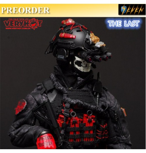 PREORDER: Very Hot Toys 1/6 THE LAST accessories set